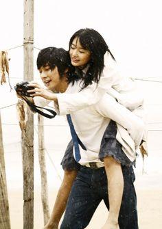 Joo Jin Ho as Lee Shin & Yoon Eun Hye as Shin Chae-kyung in Princess Hours Drama Film, Drama Series, Live Action, Princess Hours, Korean Drama Movies, Korean Dramas, Yoon Eun Hye, Goong, Foreign Movies