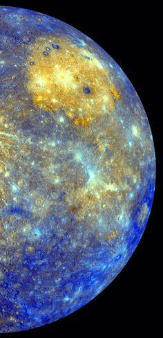 Mercury - Spectacular Color