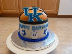 University of Kentucky Fan Birthday Cake, via Flickr.