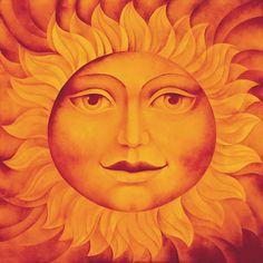 Slunce x 47 cm) pocket full of sunshine sun moon, sun mo Pocket Full Of Sunshine, Good Day Sunshine, Sun Moon Stars, Sun And Stars, Sun Doodles, Tangled Sun, Sun Painting, Sun Designs, Sun Art