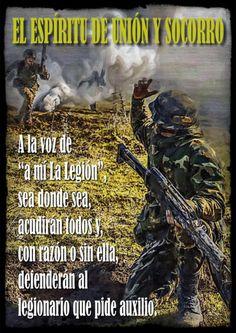 Credo Legionario Close Image, Marines, Army, Romance, Military, History, Movie Posters, Arrow Keys, Quotes