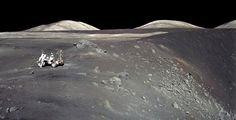 Acqua sulla Luna: scoperte alcune tracce 'a macchia di leopardo' - NextMe