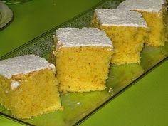 Ciasto  Puszysta Cytrynka