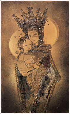 Sulamith Wufling -   Sulamith Wülfing (January 11, 1901 – 1989) was a German artist and illustrator. Her ethereal, enigmatic works depict fairy tales or mystical subjects.    Born in Elberfeld, Rhine Province to Theosophist parents Karl and Hedwig Wülfing, as a child Sulamith had visions of angels, fairies, gnomes, and nature spirits. She first began drawing these creatures at the age of four. The visions continued throughout her life, and directly inspired her paintings.