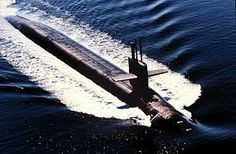 USS Alabama  (SSBN-731) Sixth Ohio-class nuclear powered ballistic missiles submarine.  Commissioned: 25 May 1985. Still on active service.