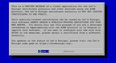 Instalar ssl certificado seguro Let's Encrypt