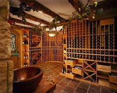 wine wine wine ~ In next Life, I would like this too!