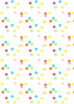 FREE printable confetti pattern paper   MeinLilaPark