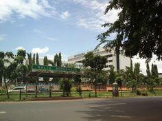 Halte Universitas Borobudur