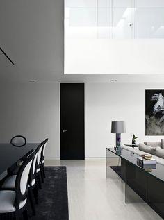 Park House, Madrid, designed by - A-cero.