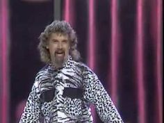 Billy Connolly - my new hero