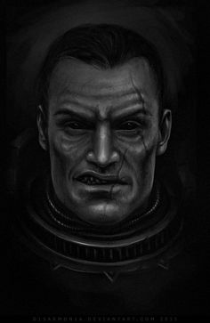 unexpected-imperial-inquisition:  disarmonia: Jago Sevatarion - sketch by d1sarmon1a  kaimalak