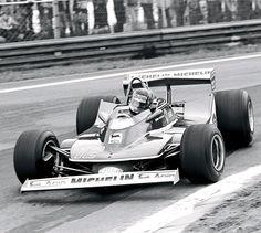 Gilles Villeneuve.- Ferrari