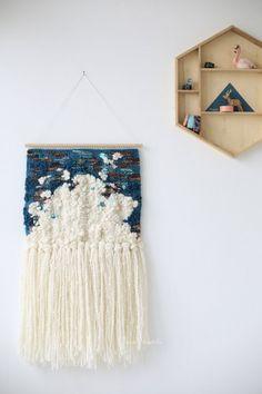 Le tissage moderne - Les Petits Ateliers de Pouce et Lina