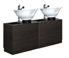Florence Double Shampoo Cabinet