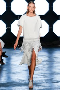 Sally LaPointe Spring 2018 Ready-to-Wear Fashion Show Collection