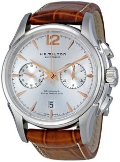 Men's Wrist Watches - Hamilton Mens H32606555 Jazzmaster Automatic Watch *** Learn more by visiting the image link.