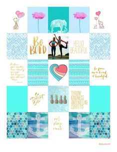 Digital File Only Can be used on sticker paper, card stock, or whatever your heart desires! Fits to the Erin Condren Lifestyle Planner Create 365 Planner, To Do Planner, Happy Planner, 2015 Planner, Planner Ideas, Life Planner, Planner Board, Blog Planner, Project Life