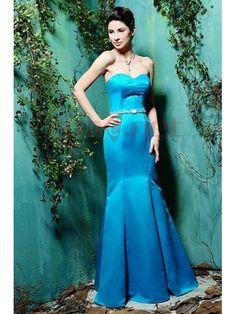 $151.48Aqua Sweetheart Taffeta Graduation Dresses #Of #Mermaid #