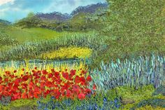 Inspired Textile Landscapes DVD - Colouricious