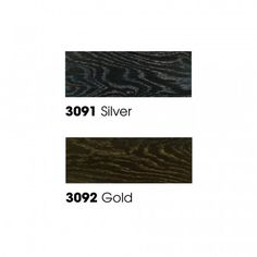 Osmo Polyx Oil Effect. Silver (3091) and Gold (3092) colours are designed for dark wood species such as smoked Oak, to highlight the grain with modern colour effects.