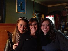 Sophomore Year :New Years Party (Paige Aldredge, Me, and my Mum: Angie Holmes)