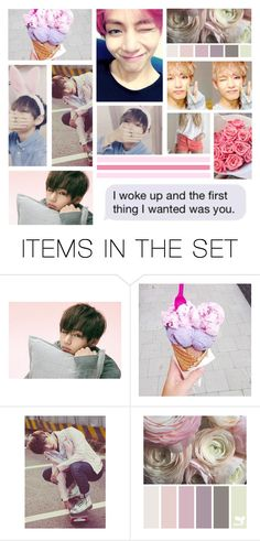 """""""307. Kim Taehyung"""" by staycloudyornah ❤ liked on Polyvore featuring art"""