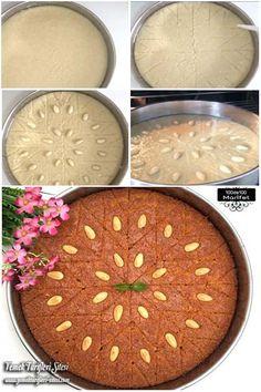 Lebanese Recipes, Turkish Recipes, Ethnic Recipes, Cake Recipes, Dessert Recipes, Desserts, Honey Dessert, Smoothie, Arabic Food