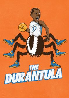 Kevin Durant's #birthday card!