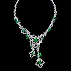 White gold Diamond Necklace G37LE100 - Piaget Luxury Jewelry Online