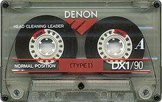 Original Vintage  1980,s AUDIO advertising sticker OPUS CASSETTES .