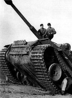 Mk IV Panzer tamk