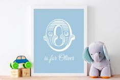 Beautifully display your loved ones name with our stylish personalised print. Poster Prints, Posters, First Names, First Love, Teddy Bear, Display, Stylish, Toys, Animals