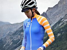 The À bloc long sleeve jersey is made from a mid weight, high wicking, quick drying fabric. Its aggressive cut is perfect for intense riding/ racing in cooler conditions. The arms have been specially shaped to provide a snug, yet comfortable fit when in the riding position. Due to its construction and quick drying fabric …