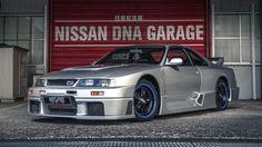 Nissan GT-R Skyline R33 LM