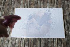 Bild auf Holz übertragen DIY Tutorial