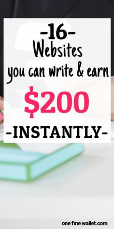 No matter where you live, landing lucrative writing assignments does not need to be difficult. The secret to a profitable freelance writing career is to start small and build it from there. Work From Home Tips, Make Money From Home, Way To Make Money, Earn Money Online, Make Money Blogging, Online Jobs, Make Money Writing, Write Online, Freelance Writing Jobs