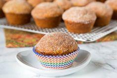 Recipe: Cinnamon Pumpkin Muffins