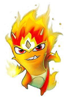 imagenes de bajoterra la elemental de fuego - Buscar con Google