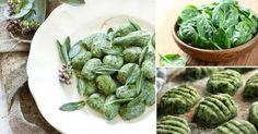Dale un giro a tu tradicional receta italiana con esta versión fácil que incorpora todas las propiedades del salvado de avena y la espinaca sin utilizar harinas blancas refinadas.
