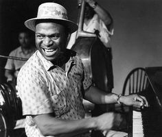 Jazz piano legend Earl 'Fatha' Hines was born today 12-28 in 1903. His band included Dizzy Gillespie. Count Basie often said Earl Hines was the greatest jazz piano player ever. Hines passed in 1983
