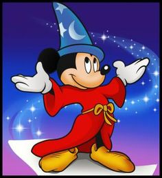 Disney - How to Draw Fantasia, Wizard Mickey Mickey Mouse Kunst, Mickey Minnie Mouse, Mickey Mouse Tattoos, Disney Tattoos, Mickey Mouse Wallpaper, Disney Wallpaper, Disney Sketches, Disney Drawings, Arte Disney