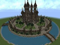 Greyrose Server Spawn Minecraft World Save