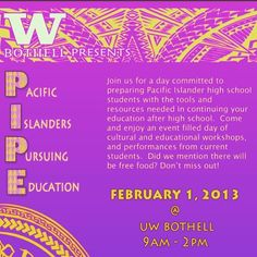 Can't sleep. Too excited  #PIPE #UWB #Education PHOTO CREDS: @Edwina Fui