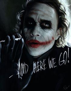 Joker by ~MaryRiotJane on deviantART