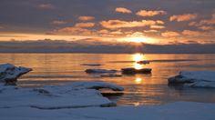 HD Widescreen sunset
