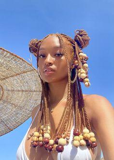 Baddie Hairstyles, Box Braids Hairstyles, Pretty Hairstyles, Girl Hairstyles, Girls Natural Hairstyles, Protective Hairstyles, Protective Styles, Black Girl Braided Hairstyles, Black Girl Braids