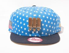 Home of The Brave Snapback 9Fifty Cap Preview by MAJOR DC