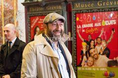 Paris : Kad Merad inaugure sa statue au musée Grévin - Culture - via Citizenside France. Copyright : Christophe BONNET - Agence73Bis