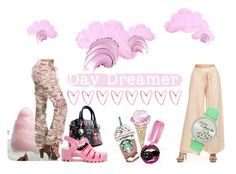 """""""DAY DREAMER"""" by kelli-couture ❤ liked on Polyvore"""